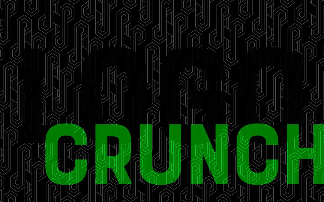 Logo Crunch, Yep – Nice and Crispy